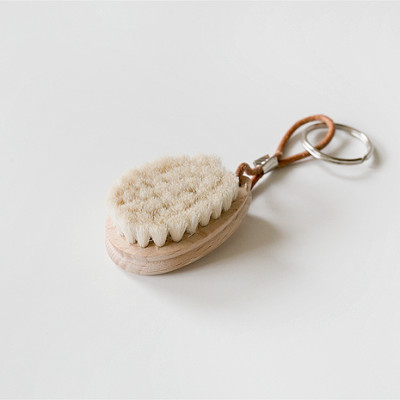 Brush Key Fob