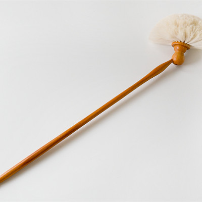 Cobweb Brush / Goat Hair 60cm