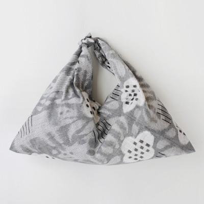 Kasuri Bag / 絣あずま袋