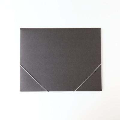 Dark Gray Folder A4