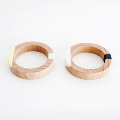 Wooden Bracelet – M