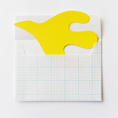 Linnut Letter set