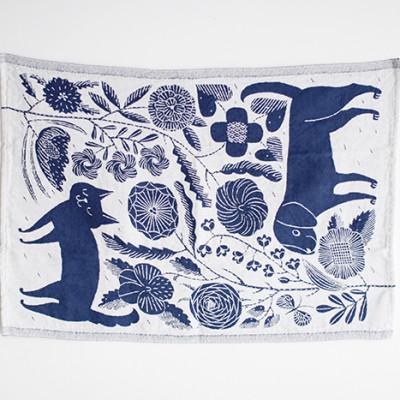 KOIRA JA KISSA Kitchen Towel