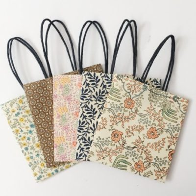 PAPERBAG S - 5pcs set