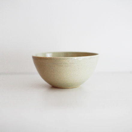 HANDTHROWN BOWL