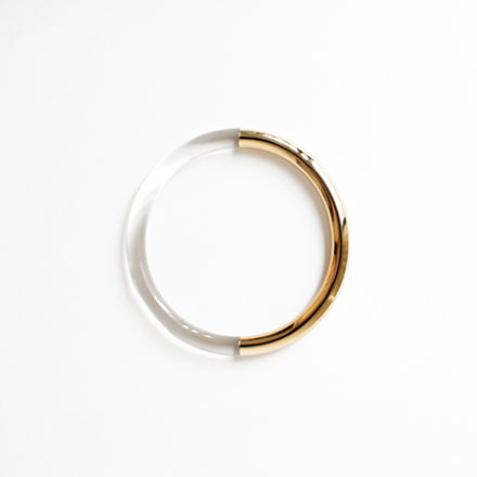 CLASSIC Bangle CIRCLE GD