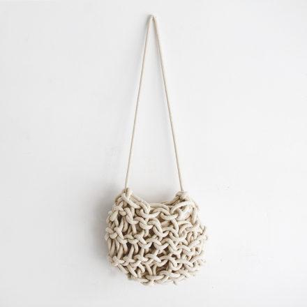 Cotton Rope Backet Bag