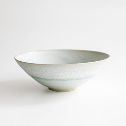 Stoneware Bowl 20cm - green