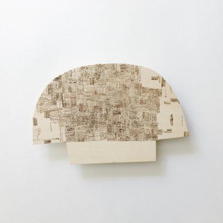 Wall Piece / Mushroom [#14]