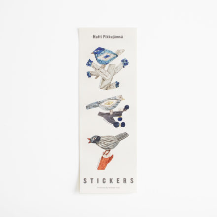 Sticker - Birds