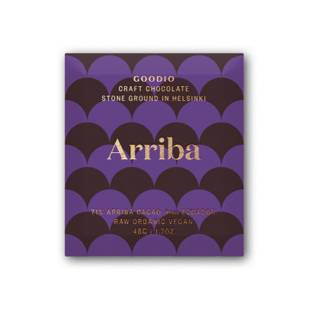 Arriba organic raw chocolate