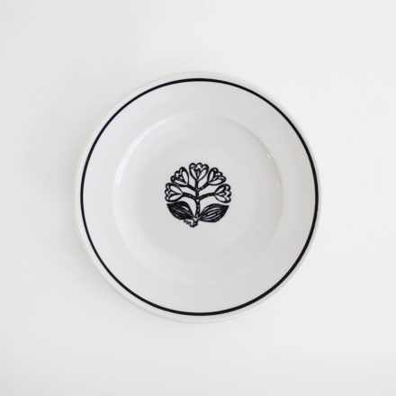SIDE PLATE 16cm Lily of the valley