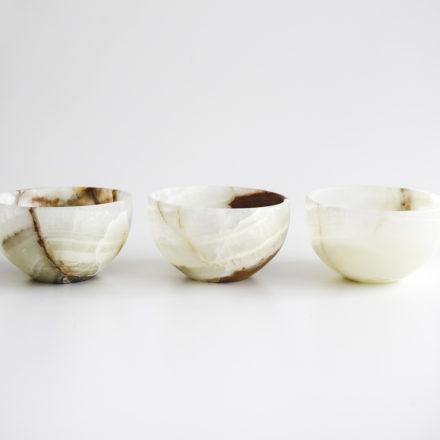 Handmade Oaxacan Green Onyx Bowl