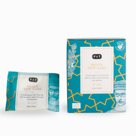 711 BRAVE NEW EARL Tea Bags