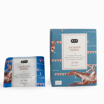 720 JACKPOT DERBY Tea Bags