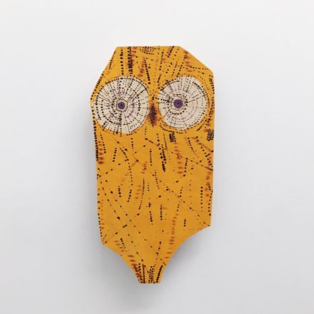 Wall Piece / Owl [#84]