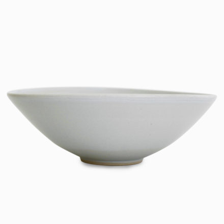 Stoneware Bowl 20cm – matt pale blue