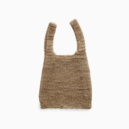 Paper Crochet Bag