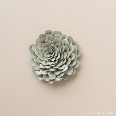Ceramic Flowers - Zinnia