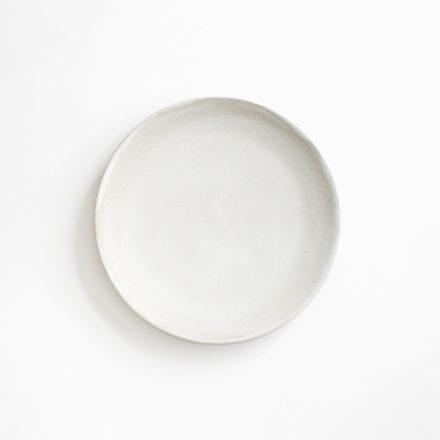 Stoneware Plate Round 18cm