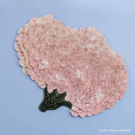 Ceramic Flowers - Kirsikankukka