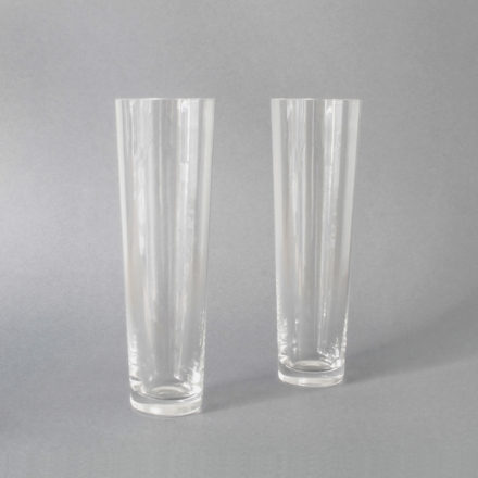 SIMPLE CRYSTAL GLASSWARE - Straight Champagne