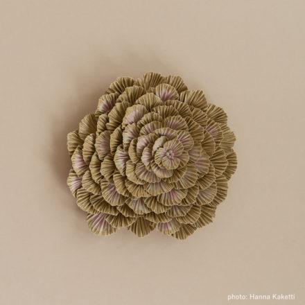 Ceramic flowers - Keltaesikko