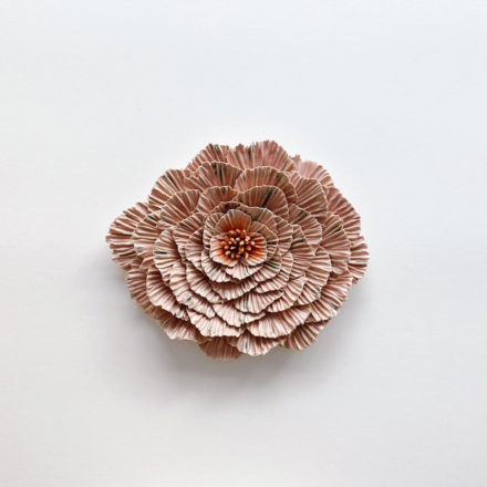 Ceramic flowers - Linnea