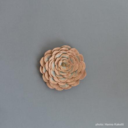 Ceramic flowers - Velvet