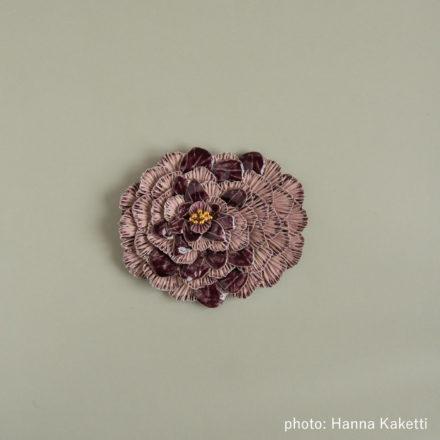 Ceramic flowers - Kultalaventeli