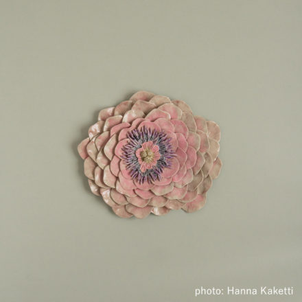 Ceramic flowers - Unigerbera