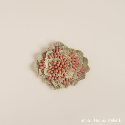 Ceramic flowers - Merivuokko