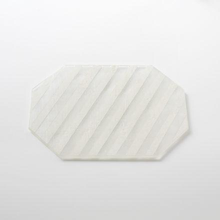 [予約販売] Plate Oct M - white