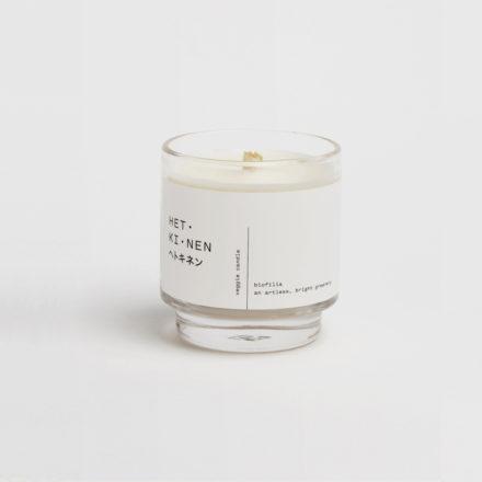 HETKINEN Veggie candle Biofilia 260ml