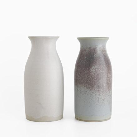 Stoneware Flower Vase h20cm